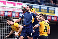 Eren Kinali of Southend United during Southend United vs Bristol Rovers, Sky Bet EFL League 1 Football at Roots Hall on 7th March 2020