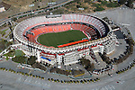 Aerial view of Candlestick Park, home of the San Francisco 49ers, on May 22, 2007 in San Francisco,  California<br /> ([Julia Robertson]/via AP Images)