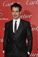 Colin Farrell at the 2014 Palm Springs International Film Festival Awards gala at the Palm Springs Convention Centre.<br /> January 4, 2014  Palm Springs, CA<br /> Picture: Paul Smith / Featureflash