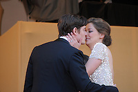 Sam Riley - 65th Cannes Film Festival