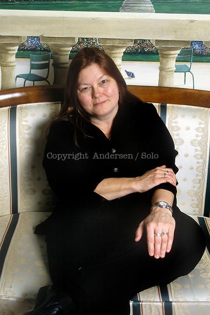 American writer Dorothy Allison.