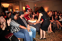 """BEVERLY HILLS - OCT 19: Guests at the """"Intimate Illusions"""" headliner Ivan Amodei's 400th show celebration at the Beverly Wilshire Hotel on October 19, 2013 in Beverly Hills, California"""