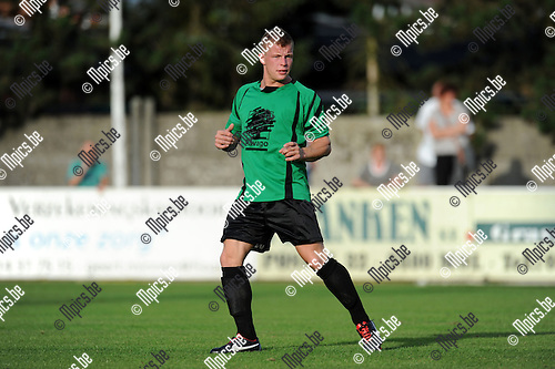 2012-08-14 / Voetbal / seizoen 2012-2013 / KSK Branddonk / Stef Verwimp..Foto: Mpics.be