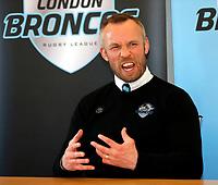 London Broncos v Rochdale Hornets 26-3-17