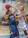 East Catholic @ Rocky Hill Varsity Girls Basketball 2014-15