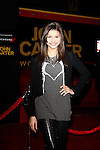 LOS ANGELES, CA - FEB 22: Zendaya at the world premiere of 'John Carter' on February 22, 2012 at Regal Cinemas in downtown in Los Angeles, California