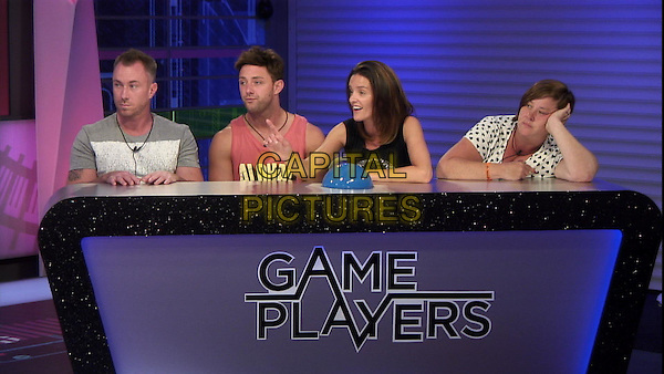 Group<br /> in Celebrity Big Brother - Summer 2014 (Day 24)<br /> *Editorial Use Only*<br /> CAP/NFS<br /> Image supplied by Capital Pictures