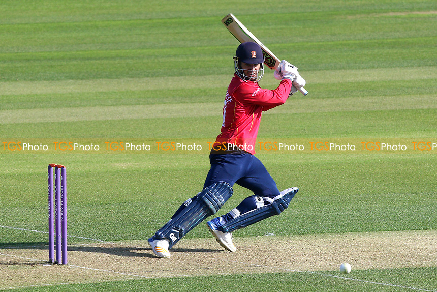 Ryan ten Doeschate hits four runs for Essex during Essex Eagles vs Sussex Sharks, Royal London One-Day Cup Cricket at The Cloudfm County Ground on 10th May 2017