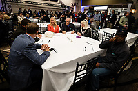 LOUISVILLE, KENTUCKY - MAY 03: Scenes from the Kentucky Derby Draw at Churchill Downs on May 3, 2017 in Louisville, Kentucky. ((Photo by Douglas DeFelice/Eclipse Sportswire/Getty Images)