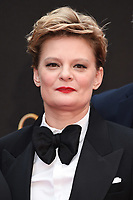 Martha Plimpton<br /> arriving for the Olivier Awards 2019 at the Royal Albert Hall, London<br /> <br /> ©Ash Knotek  D3492  07/04/2019