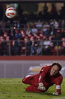 SÃO PAULO, SP, 03 DE JULHO DE 2013 - RECOPA SULAMERICANA - SÃO PAULO x CORINTHIANS: Rogério Ceni durante partida São Paulo x Corinthians, válida Recopa Sulamericana, disputada no estádio do Morumbi em São Paulo. FOTO: LEVI BIANCO - BRAZIL PHOTO PRESS.