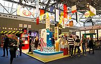 Nederland - Amsterdam - Januari 2019.  HORECAVA beurs in de RAI. Stand van Unilever.  Foto Berlinda van Dam / Hollandse Hoogte