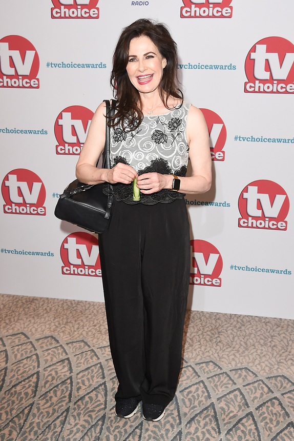 Sally Dexter<br /> arriving for the TV Choice Awards 2017 at The Dorchester Hotel, London. <br /> <br /> <br /> ©Ash Knotek  D3303  04/09/2017
