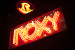 The Roxy live music venue on the Sunset Strip in West Hollywood, CA