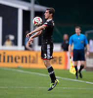 Washington, DC - May 21, 2014: D.C. United defeated the Houston Dynamo 2-0 at RFK Stadium.