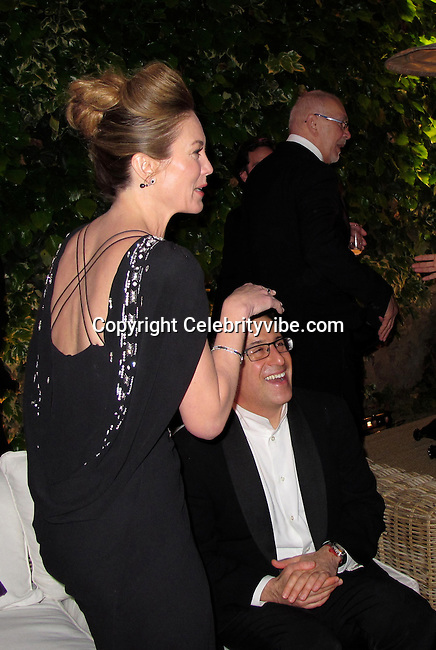 **EXCLUSIVE**.Diane Lane..Wall Street: Money Never Sleeps Premiere Post Party - Inside..Cannes Film Festival..Villa in La Californie..Cannes, France..Friday, May 14, 2010..Photo ByCelebrityVibe.com.To license this image please call (212) 410 5354; or Email:CelebrityVibe@gmail.com ;.website: www.CelebrityVibe.com.