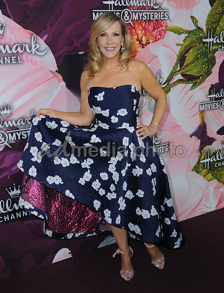 13 January 2018 - Pasadena, California - Kym Douglas. Hallmark Channel and Hallmark Movies & Mysteries Winter 2018 TCA Event held at Tournament House. Photo Credit: Birdie Thompson/AdMedia