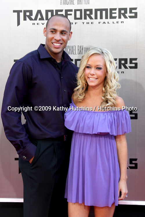 "Kendra Wilkinson & Hank Baskett arriving at the ""Transformers: Revenge of the Fallen"" Premiere at the Mann's Village Theater in Westwood, CA  on June 22, 2009.  .©2009 Kathy Hutchins / Hutchins Photo"