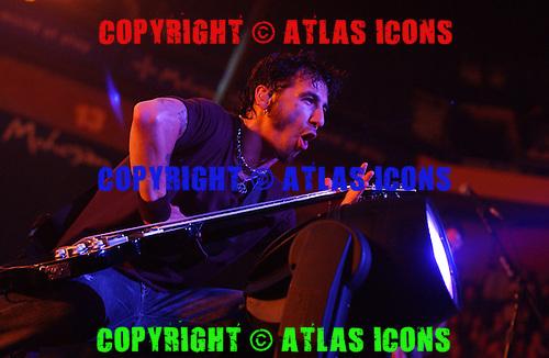 Godsmack Live.Photo Credit: Eddie Malluk/Atlasicons.com