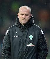 USSBALL   1. BUNDESLIGA    SAISON 2012/2013    10. Spieltag   Werder Bremen - FSV Mainz 05                             04.11.2012 Trainer Thomas Schaaf (SV Werder Bremen)
