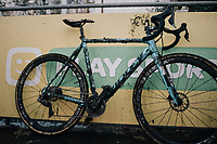 race bike<br /> <br /> U23 Men's race<br /> Superprestige Gavere / Belgium 2017