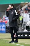 10.02.2018, Wirsol Rhein-Neckar-Arena, Sinsheim, GER, 1.FBL, TSG 1899 Hoffenheim vs FSV Mainz 05, im Bild<br />Trainer Sandro Schwarz (FSV Mainz 05)<br /> Foto &copy; nordphoto / Bratic
