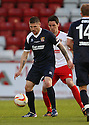Gary Hooper, Peter Vincenti. Mitchell Cole Benefit Match - Lamex Stadium, Stevenage - 7th May, 2013. © Kevin Coleman 2013. ..
