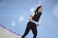 SCHAATSEN: HEERENVEEN: IJsstadion Thialf, 18-11-2012, Essent ISU World Cup, Season 2012-2013, Men 1500 meter Division A, Brian Hanssen (USA), ©foto Martin de Jong