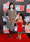 Comedienne Margaret Cho and Actress Selene Luna arrive the 2008 VH1 Rock Honors: The Who at Pauley Pavilion on the UCLA Campus on July 12, 2008 in Westwood, California. California.