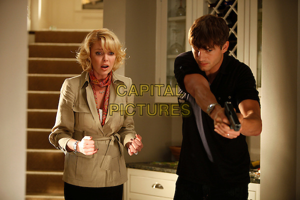 KATHERINE HEIGL & ASHTON KUTCHER.in Killers.*Filmstill - Editorial Use Only*.CAP/FB.Supplied by Capital Pictures.