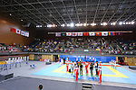 General view, OCTOBER 8, 2013 - Taekwondo : Tianjin 2013 the 6th East Asian Games, Women's -57kg victory ceremony at Dongjuzi Gymnasium, Tianjin, China. (Photo by AFLO SPORT)