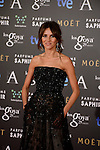 Goya Toledo attends the photocall of the 29th edition of 'Los Goya' cinematic awards at the Auditorium Hotel, Madrid, Spain. February 7, 2015 Photo by Marta Gonzalez/ DyD Fotografos-DYDPPA  PHOTOCALL3000