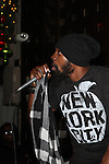 "Jamaal Pollard aka Mali Music Performs at BET's Music Matters ""Best of 2012"" Holiday Showcase At S.O.Bs, NY  12/11/12"