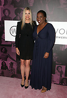 LOS ANGELES, CA - NOVEMBER 2: Mira Sorvino, Tarana Burke, at TheWrap&rsquo;s Power Women&rsquo;s Summit Day2 at the InterContinental Hotel in Los Angeles, California on November 2, 2018. <br /> CAP/MPI/FS<br /> &copy;FS/MPI/Capital Pictures