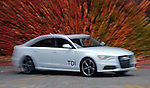 (Boston, MA, 11/09/13) 2014 Audi A6 is seen on Saturday, November 09, 2013. Staff photo by Christopher Evans