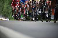 turning wheels<br /> <br /> stage 4: Hotel Verviers - La Gileppe (187km)<br /> 29th Ster ZLM Tour 2015