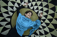 PICO VAN HOUTRYVE/Examiner 3.14.01.Debbie Ford, author of Spiritual Divorce, was in spiritual ecstasy at the Miyakko Raddison Hotel in San Francisco, Wednesday, March 14, 2001.