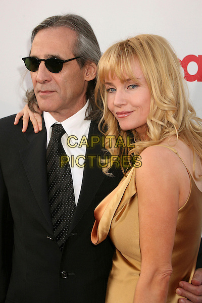 REBECCA DE MORNAY & guest.35th Annual AFI Life Achievement Award Honoring Al Pacino at the Kodak Theatre, Hollywood, California, USA.7 June 2007..half length.CAP/ADM/BP.©Byron Purvis/AdMedia/Capital Pictures.