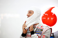 ATENCAO EDITOR - IMAGEM EMBARGADA PARA VEICULOS INTERNACIONAIS - <br /> YEONGAM, COREIA DO SUL, 14 OUTUBRO 2012 - F1 - GP DA COREIA DO SUL - O piloto britanico Jenson Button da equipe McLaren durante o GP da Coreia do Sul, neste domingo, 14. (FOTO: PIXATHLON / BRAZIL PHOTO PRESS).