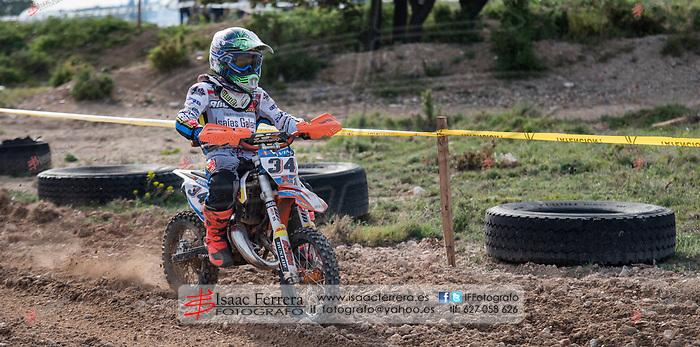 XVII Viver Enduro.<br /> Pequenduro.<br /> Pe&ntilde;as Rubias - La Chana circuit.<br /> April 23, 2017.<br /> Viver, Castellon - Spain.