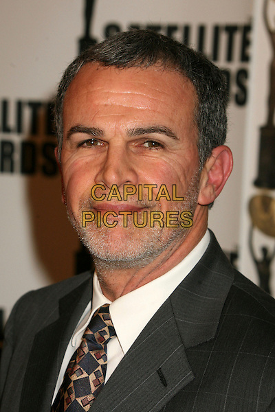 TONY PLANA.11th Annual Satellite Awards by the International Press Academy at Le Méridian, Beverly Hills, California, USA.December 17th, 2006.headshot portrait stubble facial hair .CAP/ADM/BP.©Byron Purvis/AdMedia/Capital Pictures