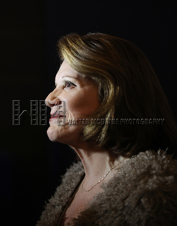 Linda Lavin.attending the Opening Night Performance Reception for Nicky Silver's 'The Lyons' at the Vineyard Theatre in New York City.