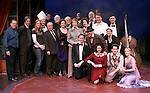"""***EXCLUSIVE COVERAGE*** Mary Tyler Moore visits the cast of """"Enter Laughing"""" at the York Theatre Company in New York City.<br />February 26, 2009<br />pictured:"""