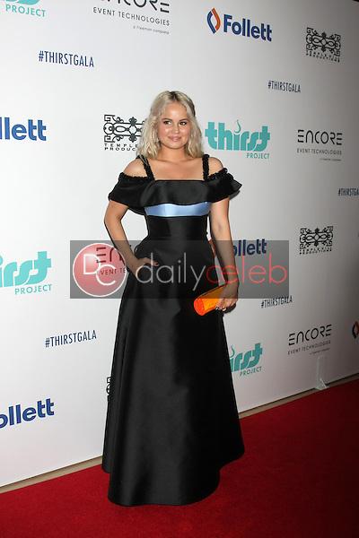 Debby Ryan<br /> at the Sixth Annual Thirst Gala, Beverly Hilton Hotel, Beverly Hills, CA 06-30-15<br /> David Edwards/DailyCeleb.com 818-249-4998