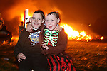 Nathan Clinton and Nathan Clinton Hodgins at the Moneymore Bonfire...Photo NEWSFILE/Jenny Matthews.(Photo credit should read Jenny Matthews/NEWSFILE)....This Picture has been sent you under the condtions enclosed by:.Newsfile Ltd..The Studio,.Millmount Abbey,.Drogheda,.Co Meath..Ireland..Tel: +353(0)41-9871240.Fax: +353(0)41-9871260.GSM: +353(0)86-2500958.email: pictures@newsfile.ie.www.newsfile.ie.FTP: 193.120.102.198.