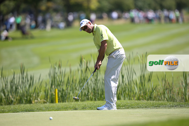 Florian Fritsch (GER putts close on the 9th during Round Two of the 2015 BMW International Open at Golfclub Munchen Eichenried, Eichenried, Munich, Germany. 26/06/2015. Picture David Lloyd | www.golffile.ie
