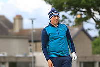 Colm Campbell Jnr (Warrenpoint) on the 1st tee during Round 2 of The East of Ireland Amateur Open Championship in Co. Louth Golf Club, Baltray on Sunday 2nd June 2019.<br /> <br /> Picture:  Thos Caffrey / www.golffile.ie<br /> <br /> All photos usage must carry mandatory copyright credit (© Golffile | Thos Caffrey)