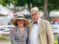 Scenes from around the Saratoga Race Course on Woodward Day, Sep. 2, 2017.