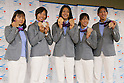 2012 Olympic Games - Swimming - Japan Swimming Team Press Conference