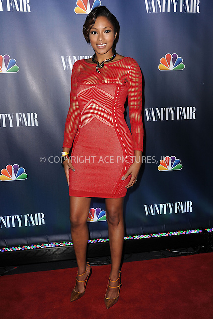 WWW.ACEPIXS.COM<br /> September 16, 2013 New York City<br /> <br /> Alicia Quarles attending NBC's 2013 Fall Launch Party at the The Standard Hotel on September 16, 2013 in New York City.<br /> <br /> By Line: Kristin Callahan/ACE Pictures<br /> <br /> ACE Pictures, Inc.<br /> tel: 646 769 0430<br /> Email: info@acepixs.com<br /> www.acepixs.com<br /> Copyright:<br /> Kristin Callahan/ACE Pictures